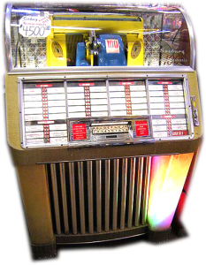 recording studio parties jukebox
