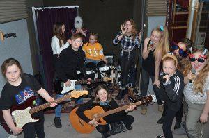 L11 kids party